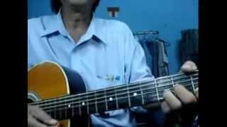 [guitarmelody.vn]- Dạy chơi điệu TANGO