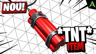 New Item * TNT * GRENADES Recently in Fortnite..