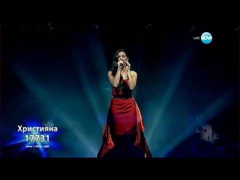Християна Лоизу - I Will Always Love You - X Factor Live (04.01.2016)