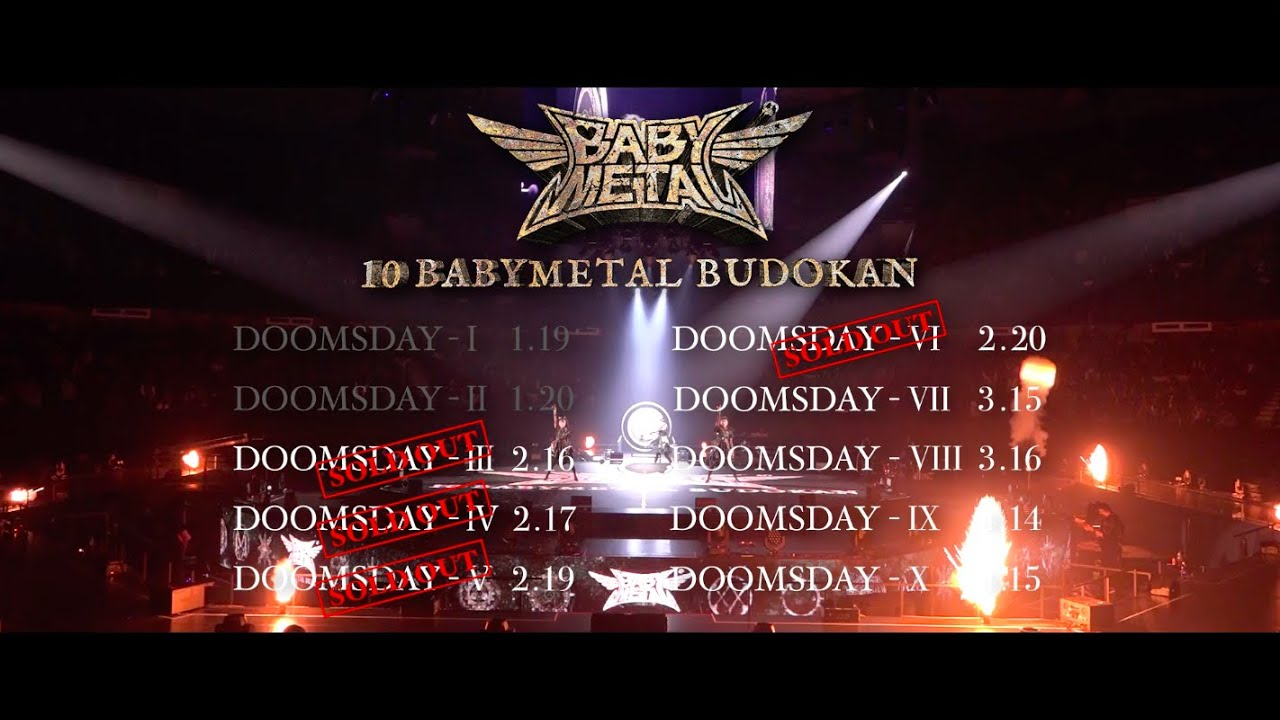 Babymetal ギミチョコ Gimme Chocolate Official Youtube