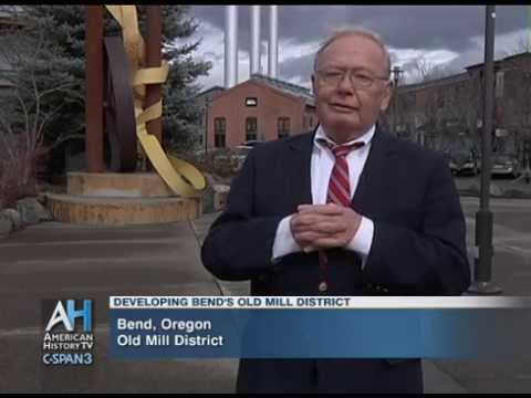 C-SPAN Cities Tour - Bend: Developing the Old Mill District