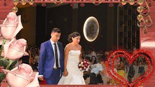 ① Свадьба в Греции Свадебное застолье #1 Как проходит свадьба соотечественников Wedding in Greece