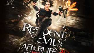 Resident Evil Afterlife Cancion Soundtrack Oficial [The Outsider]