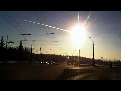 Meteor explosion over Russia - February 15, 2013 - NASA ...