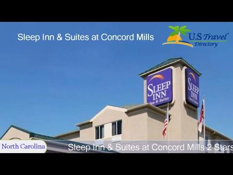 Sleep Inn & Suites At Concord Mills - Concord Hotels, North Carolina