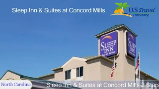 Sleep Inn & Suites at Concord Mills - Concord Hotels, North Carolina