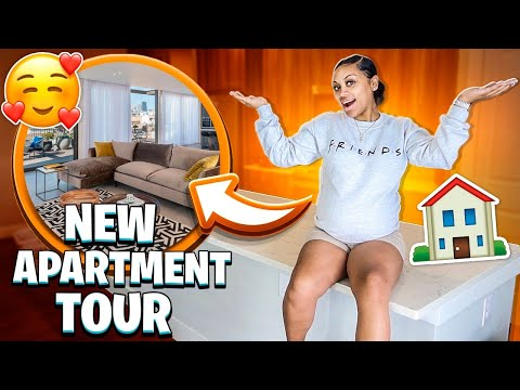 NEW APARTMENT TOUR💗