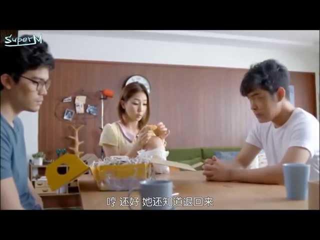 泰國超賣座電影: 我很好,謝謝,愛你唷 經典爆笑片段,我稱之為......