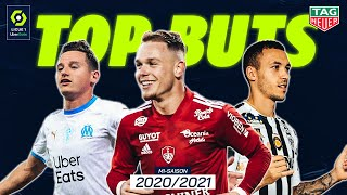 Top 10 buts | mi-saison 2020-21 | Ligue 1 Uber Eats