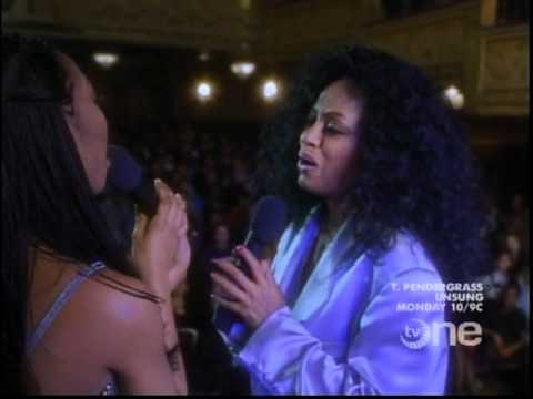 Love Is All That Matters - Diana Ross & Brandy