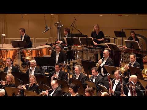"""CSO: Rafael Payare conducting Bernstein's """"Mambo."""""""