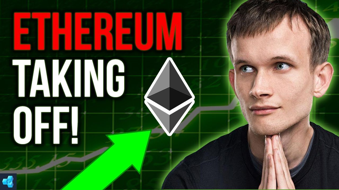 Ethereum is TAKING OFF! This will happen next.