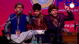 Aya Tere Dar Par Deewana | Ustad Ahmad Hussain & Ustad Mohammd Hussain | Jashn-e-Adab 2019