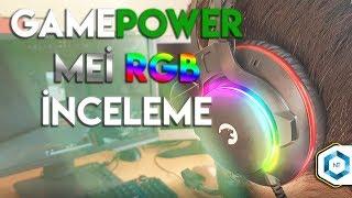 Gamepower Mei 7.1 Kulaklık incelemesi (Medusa İle Karşılaştırdık) !
