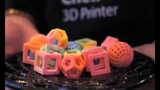 Expresso Chats About 3D Chocolate Printers