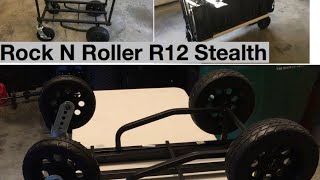 Rock N Roller R12 All Terrain Stealth