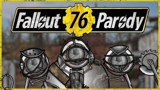 Fallout 76 Parody: Wasteland Roads