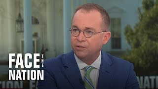 "Mulvaney defends Trump tweets: ""Everything"" Trump says ""is offensive to some people"""