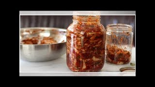 This Homemade Kimchi Will Help You Fight Diabetes and Burn Fat in a Healthy Way