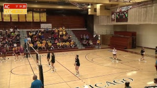 CUC Volleyball vs. Alverno College - 12PM thumbnail