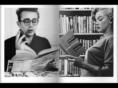James Dean Marilyn Monroe Youtube