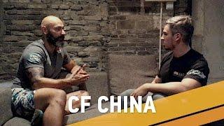 Есть ли кроссфит в Китае? - ARMA SPORT