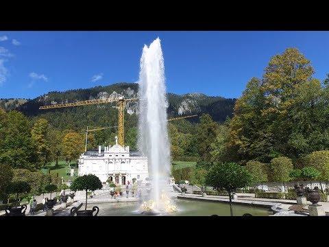Allgäu: Wanderung, Rundweg Graswang - Schloss Linderhof