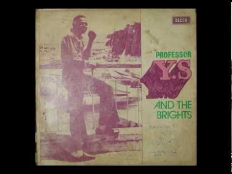 Professor Y.S And The Brights - Want You To Love Me  ***SNIPPET***