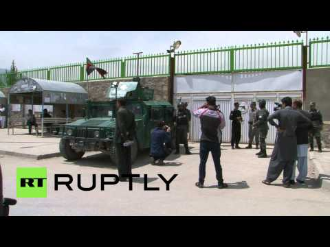 Afghanistan: Hospital attack site secure after three Americans killed