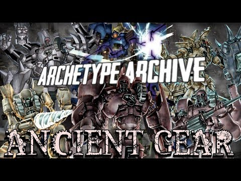 Archetype Archive - Ancient Gear