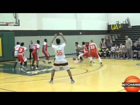 2017 Jose Serrano SF, Balboa City School Highlights #Venezuela