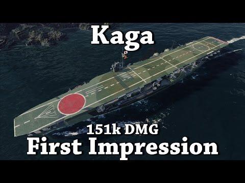 IJN Kaga - First Impression (WIP)