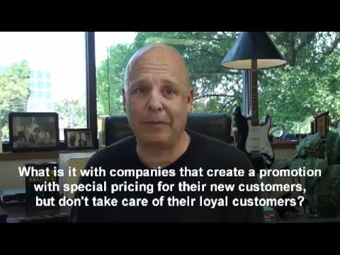 You Must Be Loyal Your Customers