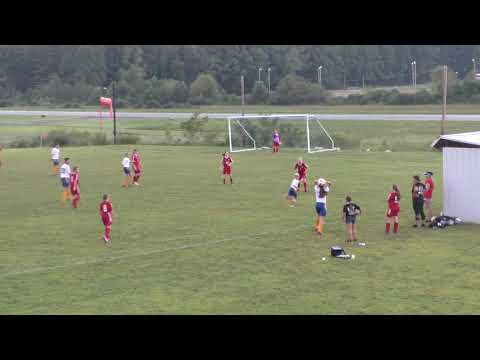 Spencer Middle School Soccer JV vs. Braxton County Middle School 8-28-18