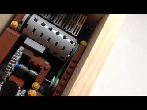 LEGO Music Box