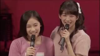 説明:Birthday Event 2016より ゲスト:佐々木莉佳子(アンジュルム)