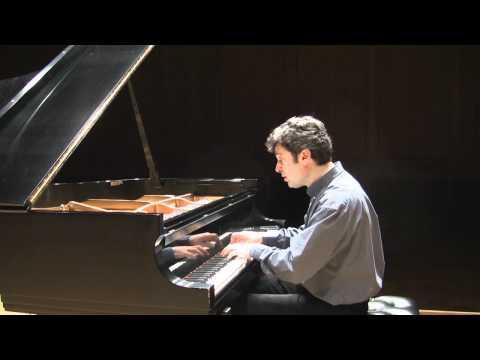"""Ghena Plays: Danzas Cubanas """"Ilusiones Perdidas"""" by Ignacio Cervantes (1847-1905)"""