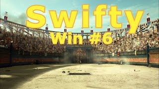 Swifty Coliseum win #6 with ElementalQT