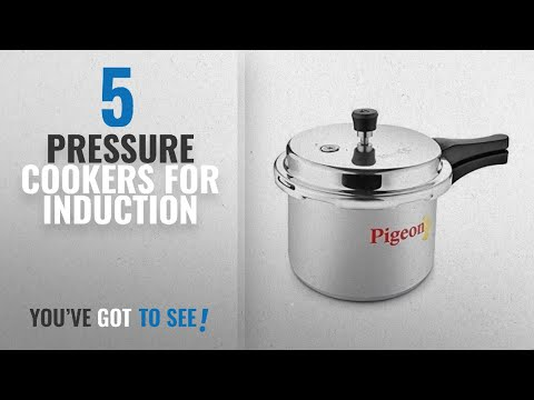 Top 10 Pressure Cookers For Induction [2018]: Pigeon By Stovekraft Favourite Induction Base