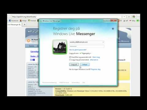 How To: Patch Windows Live Messenger - Remove Ads, Nudge Delay And More.