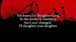 Gambar cover 21 Savage - Immortal (Lyrics)