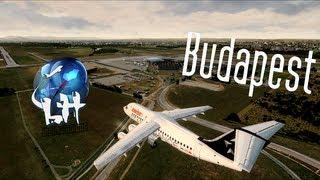 FSX | LHSimulations LHBP Budapest Official Trailer