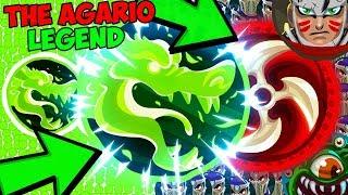 The Agar.io Legend 👑