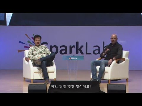SparkLabs DemoDay6_12 Fireside chat with Justin Kan