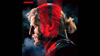 metal gear solid v original soundtrack shining lights even in death