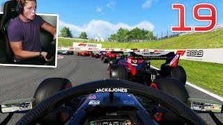 F1 2019 Career Mode - Part 19 - The Japan GP is CRAZY