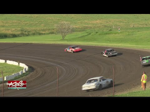 Racing returns to I-90 Speedway after rain cancellations