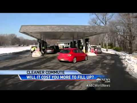 The Price of Clean Air: Lowering Car Pollution May Raise Gas Price