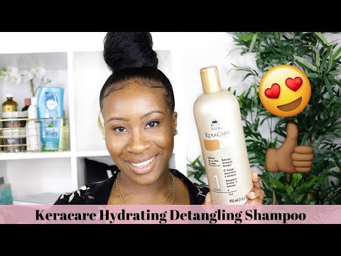 FAV PRODUCTS SERIES - KERACARE HYDRATING DETANGLING SHAMPOO   RELAXED HAIR