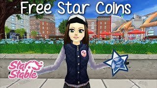 HOW TO GET FREE STAR COINS 2019!!! - STAR STABLE ONLINE